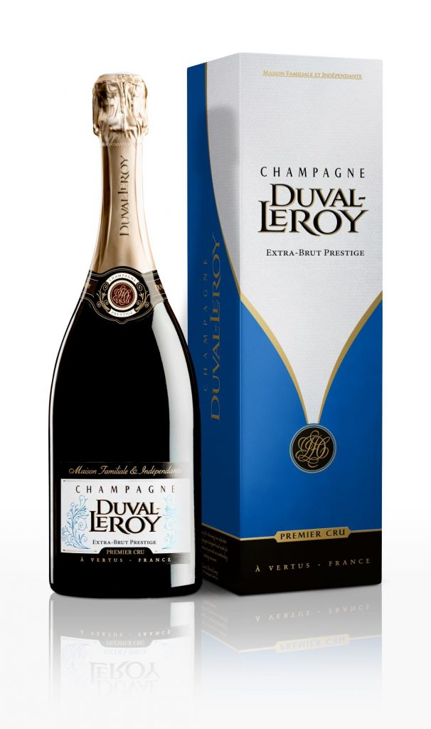 Champagne Duval-Leroy Extra-Brut Prestige